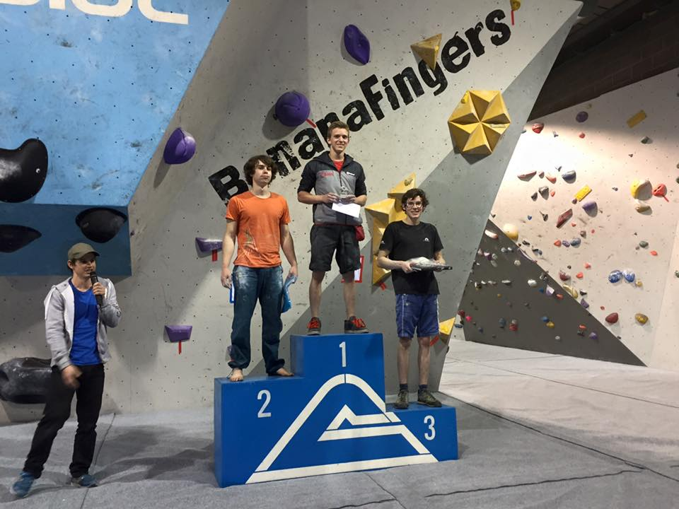 Competition results - Bloc Climbing