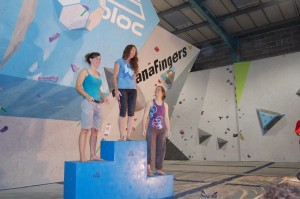 Bristol Bouldering Competition winners